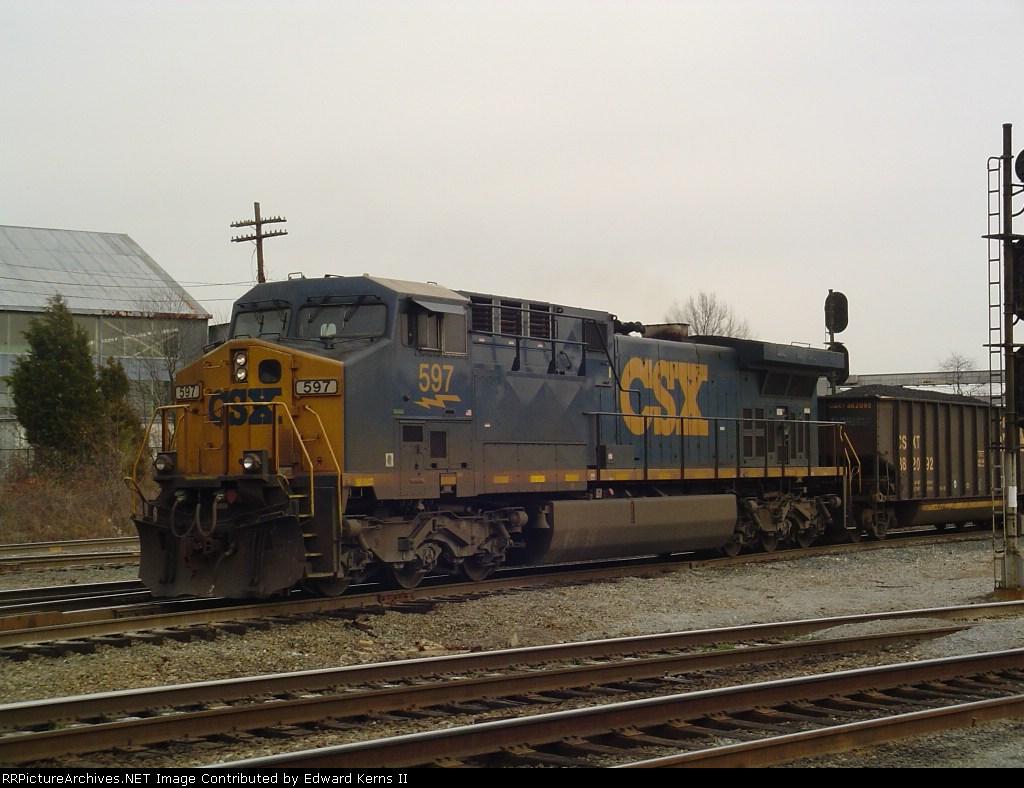 Sealston Coal Train