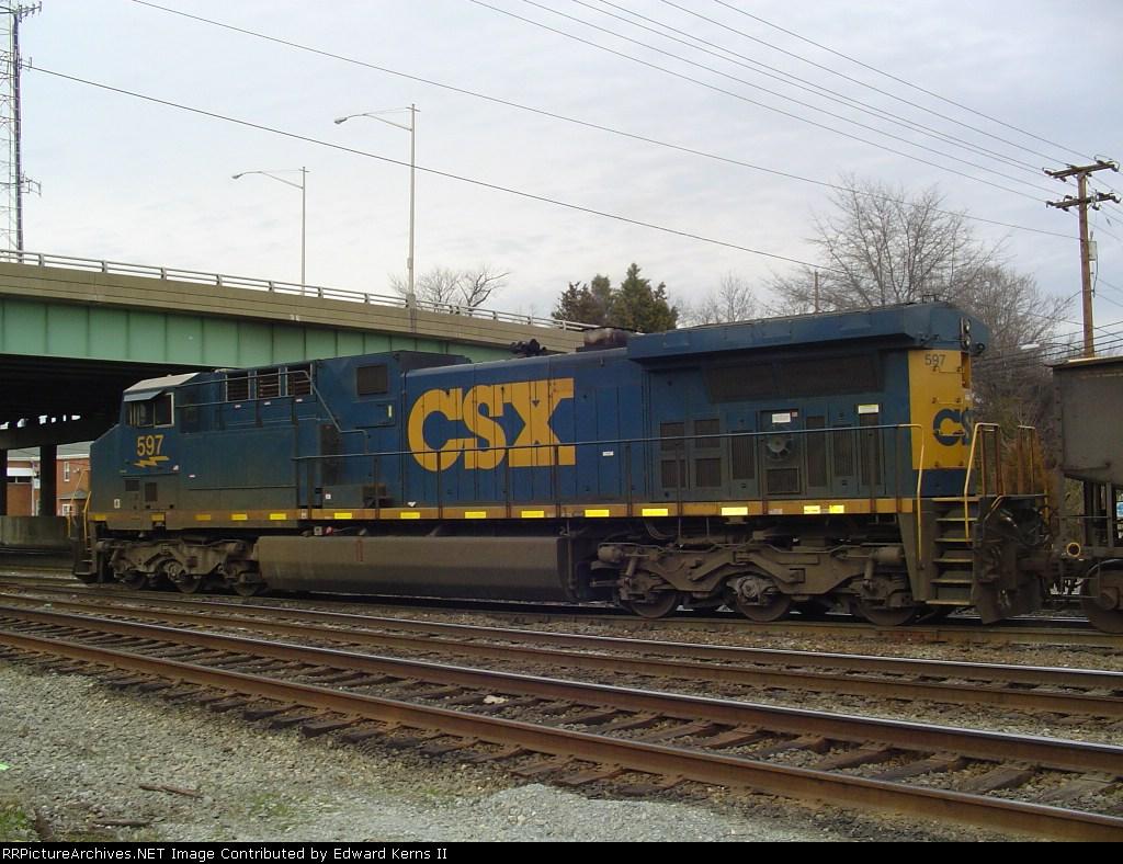 CSX 597