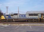 CSX 8593