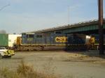 CSXT 8737