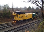 The End of the Loram Work Train!