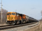 Eastbound BNSF Ethanol