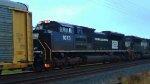 """NS 1073 """"Penn Central"""""""