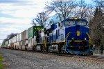 "NS 8103 ""Norfolk & Western"""