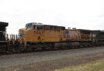 UP AC44CWCTE #5667 on Eastbound Freight