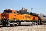 BNSF 7540 Repaint