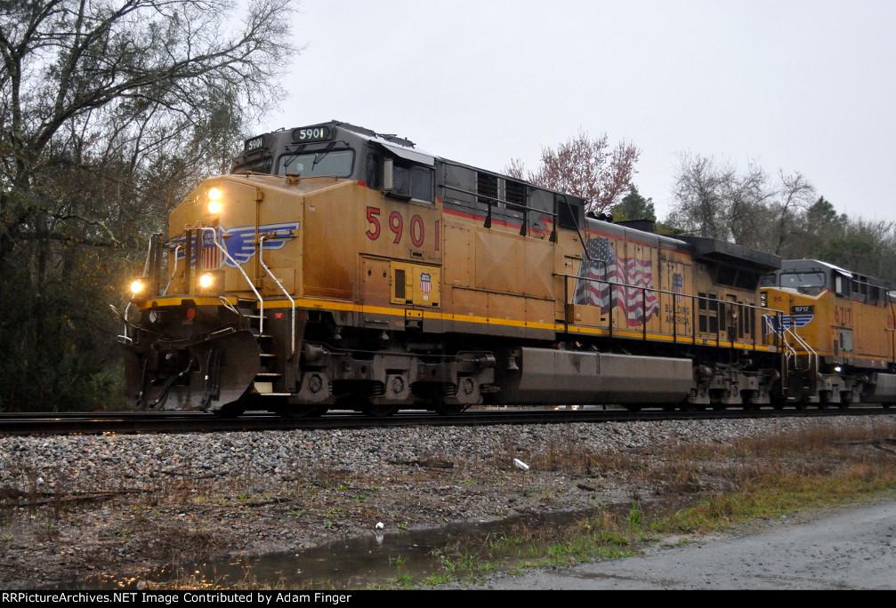 UP 5901