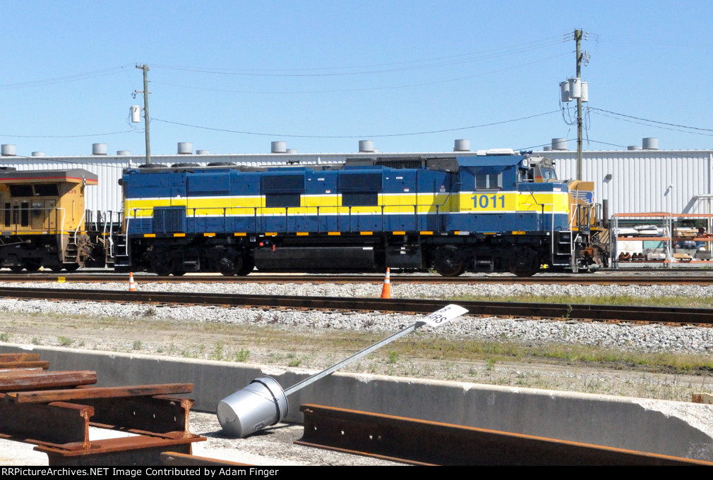 MAUP 1011 Port of Manatee Genset