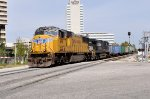 UP 4191 on NS 229