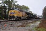 UP 5602 on CSX Ethanol Train