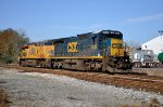 CSX 7639 on CSX Q180 lite power