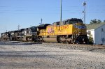 UP 8593 on NS 210