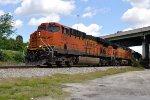 BNSF 7247 on NS 210
