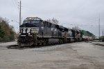 NS 8067 on NS 209