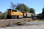BNSF 9959 on NS 65Q