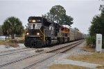 NS 1106 on FEC-NS Transfer