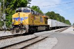 UP 7836 on NS 251