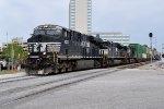 NS 8052 on NS 209