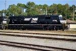 NS 2799 Ex Susquehanna SD70M