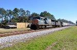 CSX 4805 with RBBX Circus Train