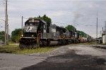 NS 2510 on NS 209