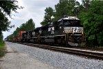 NS 1124 on NS 210