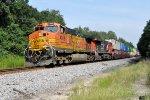 BNSF 4768 on NS 229