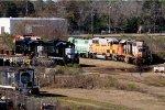 NREX 8090 Locomotive Specialists Rebuilding