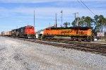 CN 5400 on NS 229 at NS Simpson Yard