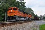 BNSF 8554 on CSX Q613