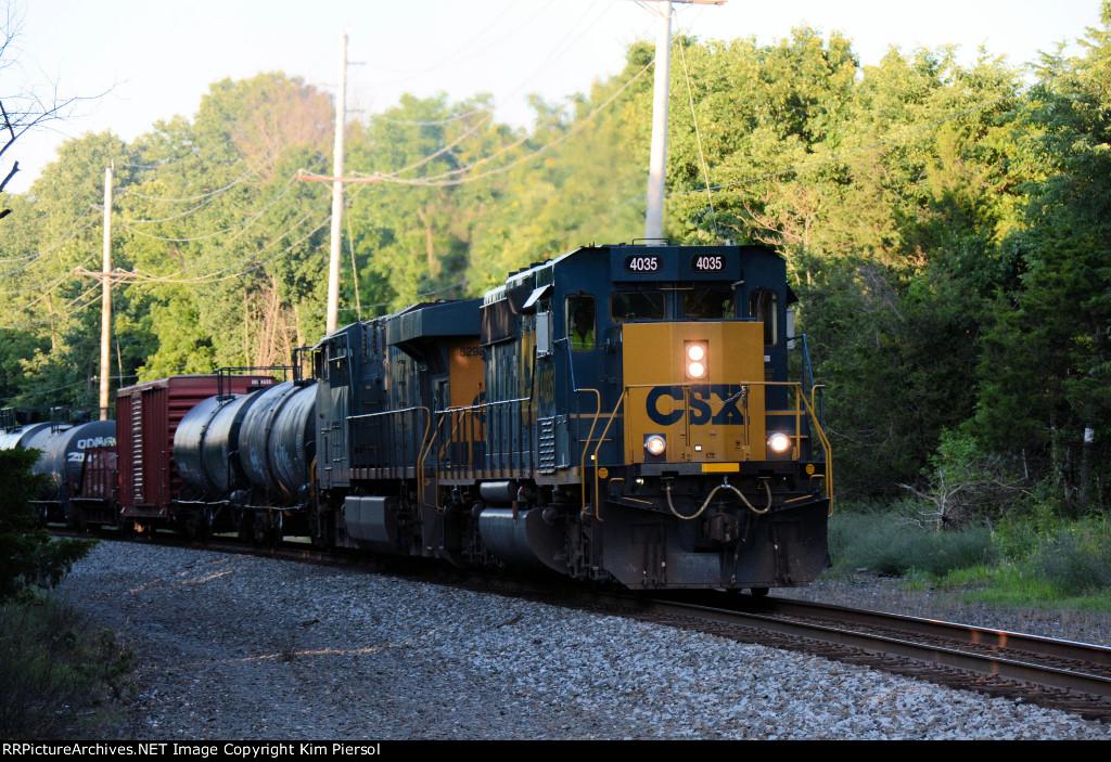 CSX 4035 Q301