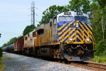 "CREX ""CITIRAIL"" 1214 CEFX 6005 (SOO) CSX Train K041-21 Crude Oil Empties"