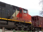 CN 2658 and BNSF 912780