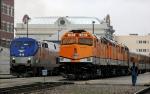Light Shades of Passenger Rail's Glory Days