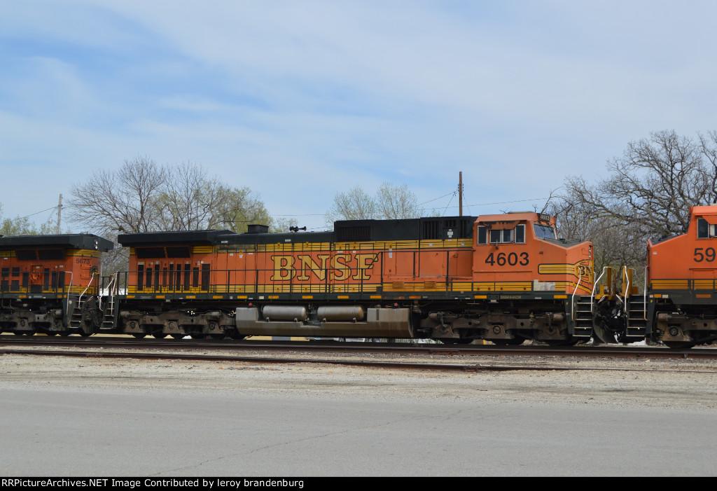 BNSF 4603