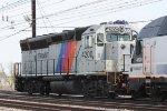 NJT GP40PH-2B #4200 on Shop Move