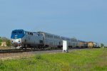 Amtraks Texas Eagle
