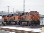 BNSF Light Power Move