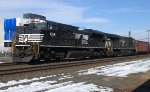 NS SD70ACe 1046 leads K042