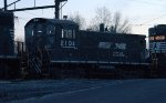NS SW1001 2104 in Morrisville Yard