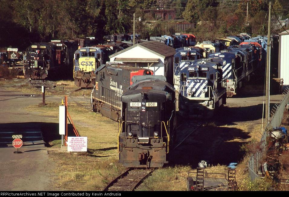 Progress Rail Collection