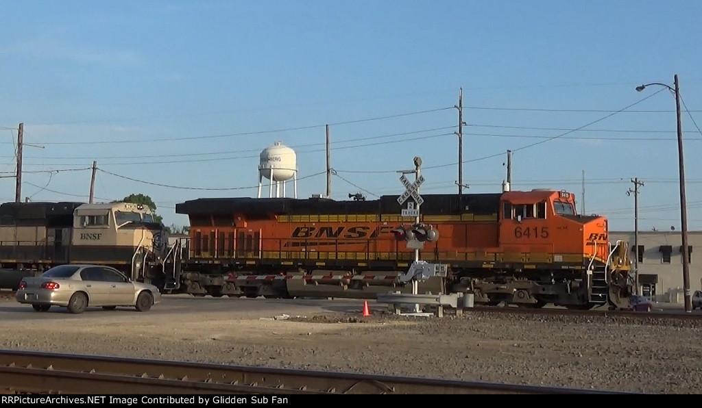 BNSF 6415
