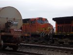BNSF 4775 and the end on WRWK 164586
