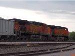BNSF 4775 & 5356