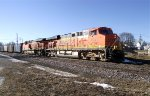 BNSF 6121