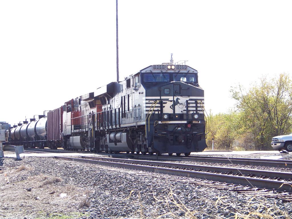 NS ES44AC 8060