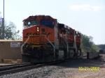 BNSF C44-9W 703