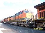 BNSF C44-9W 1066