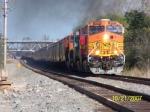 BNSF C44-9W 4043