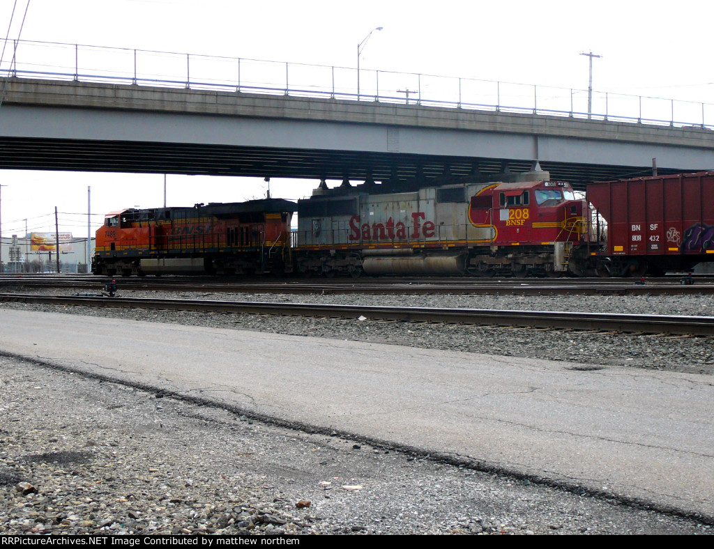 BNSF 7489